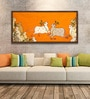 ArtCollective Canvas 48 x 23 Inch Untitled Framed Limited Edition Digital Art Print by Yugdeepak Soni