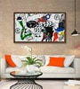 Canvas 56 x 32 Inch Untitled Framed Limited Edition Digital Art Print by Raghu Wodeyar by ArtCollective