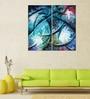 Artflute Canvas Ornate Framed Art Print
