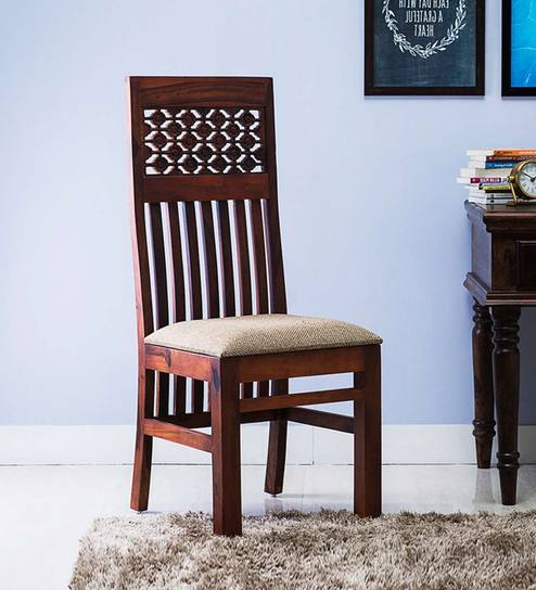 Oak Wood Dining Chairs