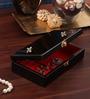 Dragon Fly Metal Black Jewellery Box by Asian Artisans