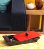 Asian Artisans Multicolour Wooden Vietnamese Lacquer-Finish Candy Box