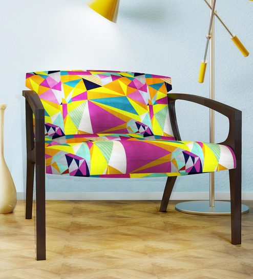 Miraculous Attitude Chair With Multicoloured Upholstery By Bent Chair Caraccident5 Cool Chair Designs And Ideas Caraccident5Info
