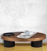 Aurora Coffee Table in Brown Colour