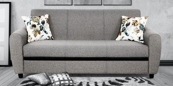 Austin 3 Seater Sofa In Grey Colour