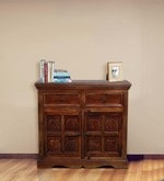 Avagraha Sideboard in Provincial Teak Finish