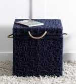 Avapana Woven Trunk in Blue Color
