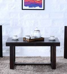 Buy Acropolis Coffee Table in Warm Chestnut Finish by Woodsworth