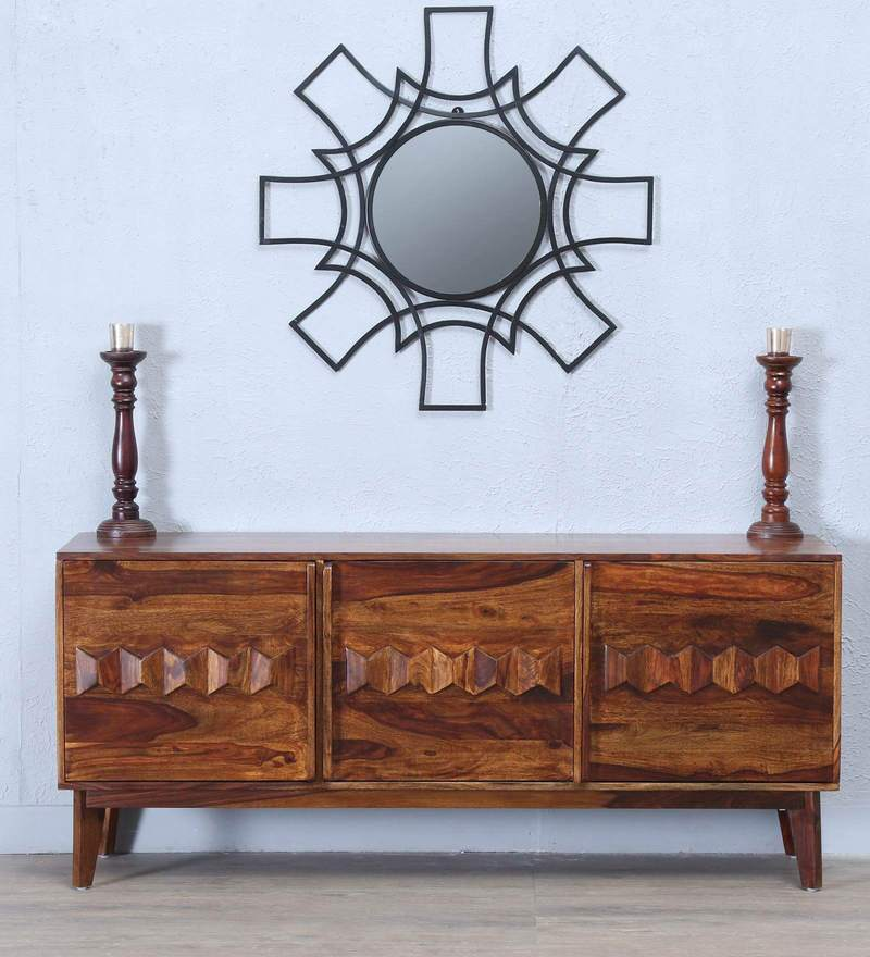 Avilys Sideboard in Provincial Teak Finish by Woodsworth