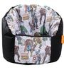 Marvel XXXL Kids Bean Bag with Beans in Multicolour by Orka