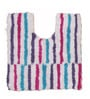 Avira Home Multicolour Cotton 18 x 26, 20 x 33 Bath Mat - Set of 2