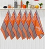 Avira Home Royal Classic Multicolour Cotton Kitchen Towel - Set of 6