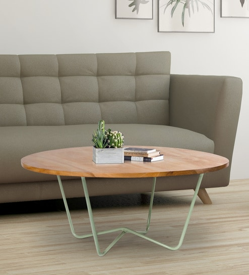 Outstanding Ayla Coffee Table Large In Bavarian Beech Colour By Lakdi Beatyapartments Chair Design Images Beatyapartmentscom
