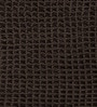 Azaani Brown Cotton 36 x 24 Inch Honeycomb Rug