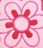 Pink 100% Cotton Bath Mat - Set of 2 by Azaani