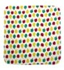 Green Polyester Baby Blanket - Set of 4 by Azaani