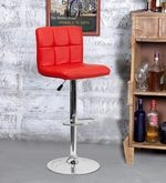 Bar Chair in Red Colour