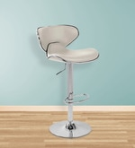 Bar Chair in White Colour