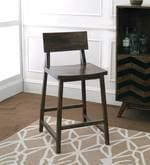 Barcelona Bar Stool in Provincial Teak Finish
