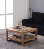 Barcelona Coffee Table in Natural Finish