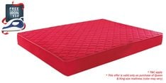 Bachelors Gel Infused 4 Inches Thick Foam Mattress
