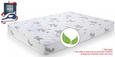 Back Care King Size (84 x 72) 6 Inches Thick Foam Mattress