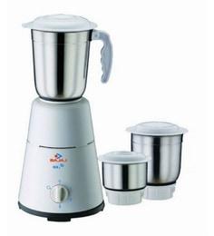 Bajaj Gx 1 500 W 3 Jars Mixer Grinder