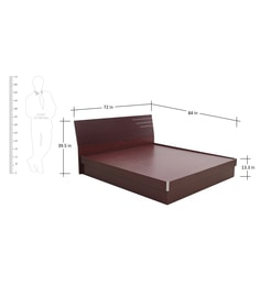 67f49c199b King Size Bed: Buy King Size Beds With Storage Online at Best Price ...