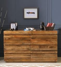 Bari Chest Of Drawers In Natural Finish
