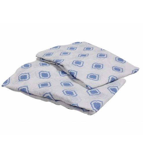 6fbcfbc81 Buy Bacati Multicolour Muslin 52 x 28 Inch Morocan Tiles Crib Baby Bedding  Set - Set of 2 Online - Crib Bedding Sets - Mattresses & Bedding -  Mattresses ...