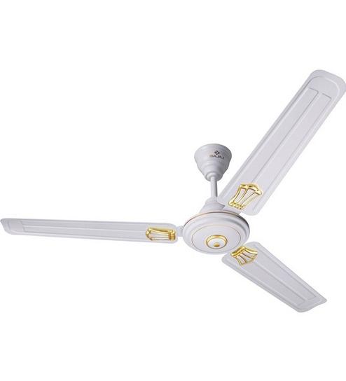 Buy bajaj bahar deco white ceiling fan 4724 in online ceiling bajaj bahar deco white ceiling fan 4724 in mozeypictures Gallery