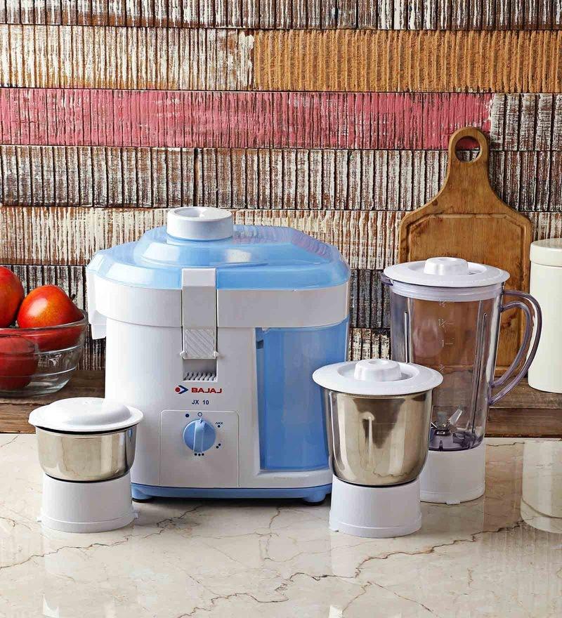 Bajaj JX 10 Juicer Mixer Grinder