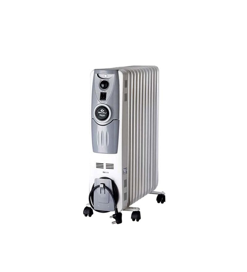 Buy Bajaj Majesty Oil Heater Radiator Ofr Rh 11f Online