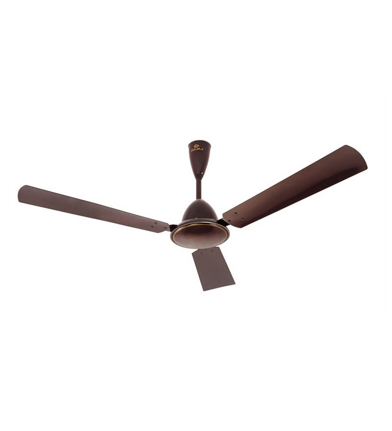 Bajaj Ultima 47.24 in Brown Ceiling Fan