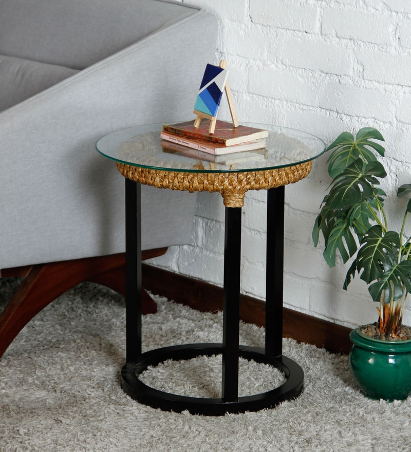 Buy Bali Rattan Coffee Table by Star India Online ...