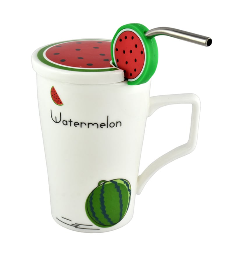 Bar World Fruitilicious Ceramic 300 ML Mug