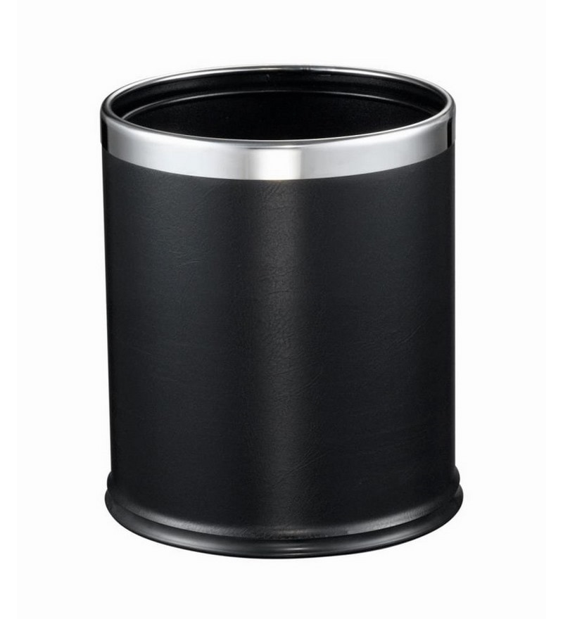 Bathla Black 4 L Dustbin