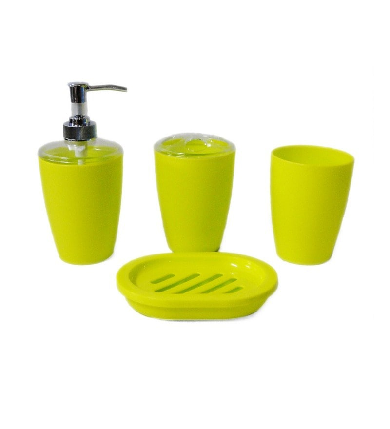 Go Hooked PVC Bathroom Set