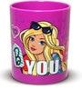 Barbie Purple Mug 250 Ml (BPA Free) by Only Kidz (Set of 2)