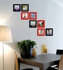 First Step Photo Frame Wall Timeline by Art Street