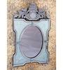 Venetian Design Silver MDF Mirror