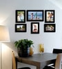 Family Photo Frame Wall by Art Street