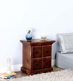 Bealey Chest of Drawers in Provincial Teak Finish
