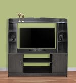 Beaumont New Entertainment Unit in Wenge Finish