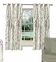 Beige Poly Cotton Window Curtain  sc 1 st  Pepperfry & Curtain Online - Buy Window Curtains in India at Best Prices ... pezcame.com