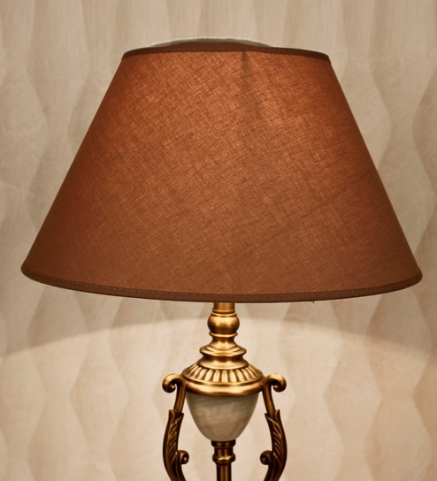 Buy beige cotton empire lamp shade by kapoor e illuminations beige cotton empire lamp shade by kapoor e illuminations aloadofball Images