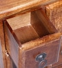 Bealey Chest of Drawers in Provincial Teak Finish by Amberville