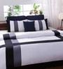 Bella Multicolour Cotton Queen Size Bedsheet - Set of 3
