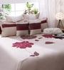 Bella Multicolour Cotton Queen Size Bedsheet - Set of 5