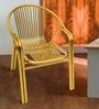 Betsie Chair in Golden Finish by Bent Chair